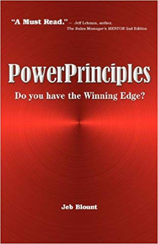 PowerPrinciples: Do You Have The Winning Edge? Cover
