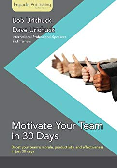 Motivate Your Team in 30 Days Cover