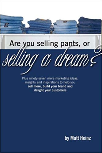 Are You Selling Pants, Or Selling A Dream? Cover