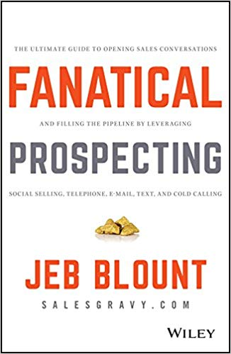 Fanatical Prospecting Cover