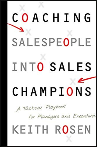 Coaching Salespeople into Sales Champions Cover