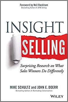 Insight Selling: Surprising Research on What Sales Winners Do Differently Cover