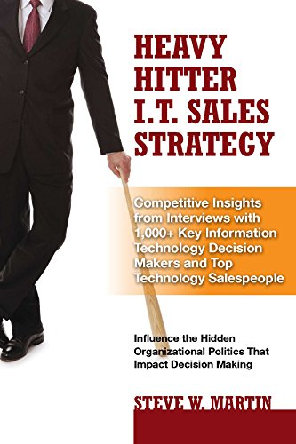 Heavy Hitter I.T. Sales Strategy Cover