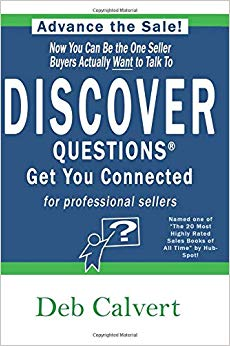 DISCOVER Questions Get You Connected Cover
