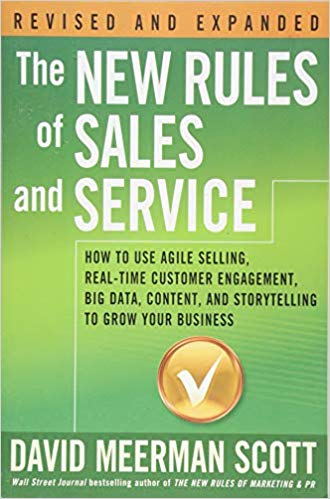 The New Rules of Sales and Service Cover
