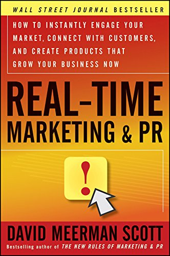 Real-Time Marketing and PR Cover