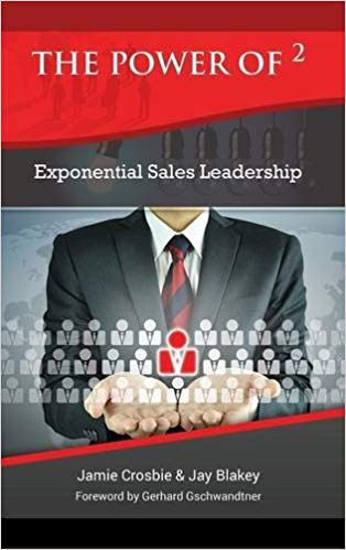 The Power of 2 – Exponential Sales Leadership Cover