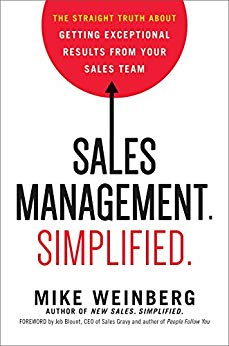 The Straight Truth About Getting Exceptional Results from Your Sales Team Cover