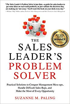 The Sales Leader's Problem Solver Cover