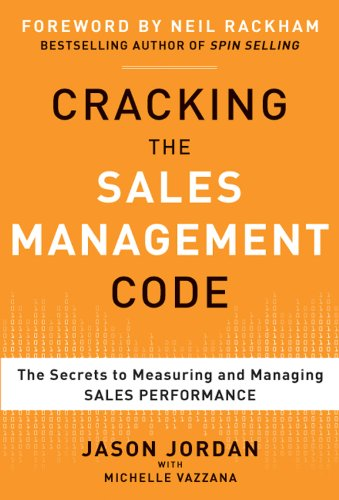 The Secrets to Measuring and Managing Sales Performance Cover