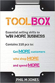 Toolbox – Essential selling skills to win more business Cover