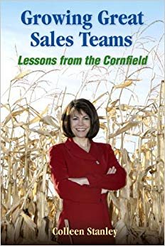 Growing Great Sales Teams: Lessons from the Cornfield Cover