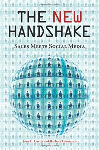 The New Handshake: Sales Meets Social Media Cover
