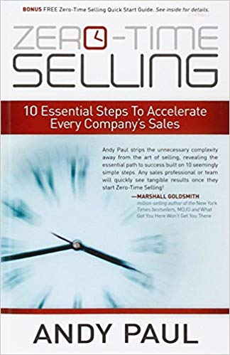 10 Essential Steps To Accelerate Every Company's Sales Cover