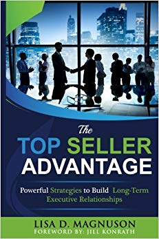 Powerful Strategies to Build Long-Term Executive Relationships Cover
