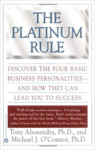 Four Basic Business Personalities and How They Can Lead You to Success Cover