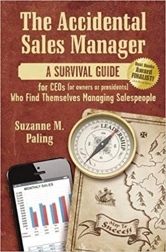 The Accidental Sales Manager Cover