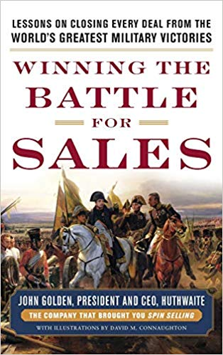 Winning the Battle for Sales Cover