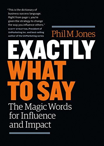 The Magic Words for Influence and Impact Cover