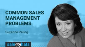 #SalesChats Ep. 39: Common Sales Management Problems with Suzanne Paling