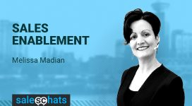 #SalesChats Ep. 40: Sales Enablement with Melissa Madian