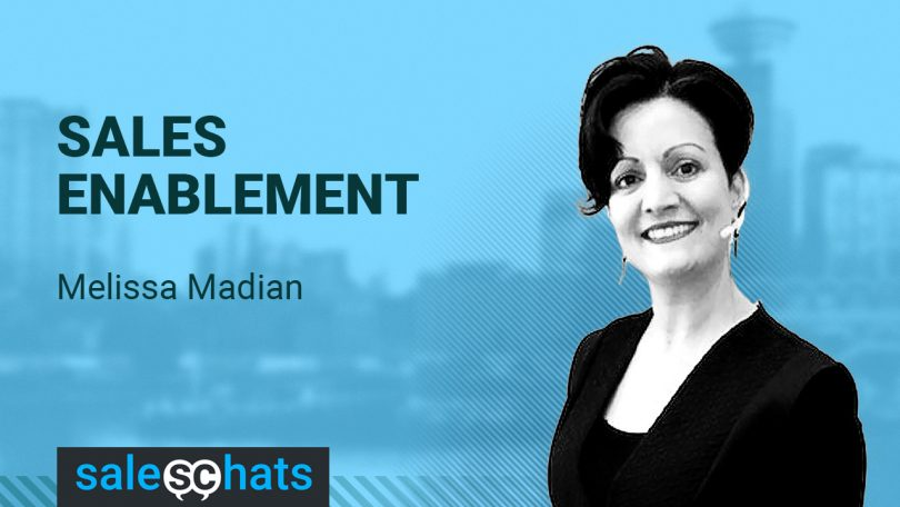 #SalesChats: Sales Enablement with Melissa Madian