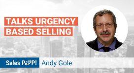 Creating Urgency Based Selling
