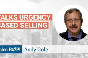 Creating Urgency Based Selling