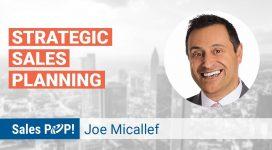 Introducing Collaborative Strategic Sales Planning