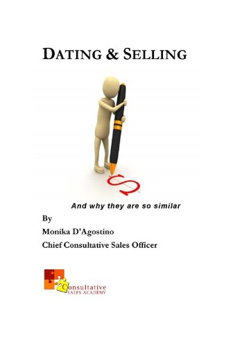 Dating & Selling – And Why They Are So Similar! Cover