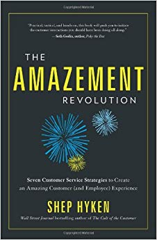 Seven Customer Service Strategies to Create an Amazing Customer Cover