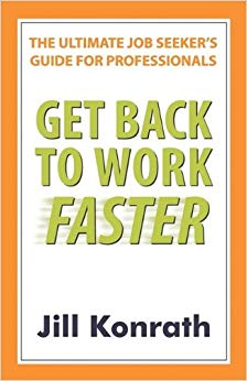 Get Back to Work Faster: The Ultimate Job Seeker's Guide Cover