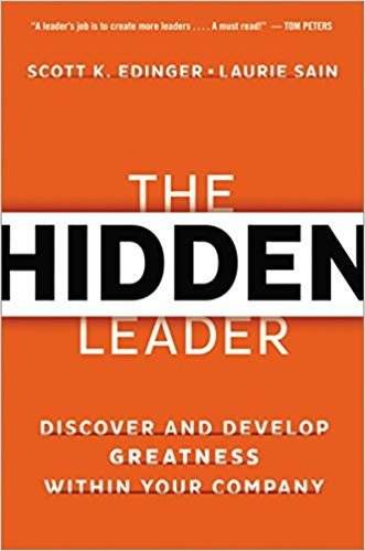 The Hidden Leader Cover