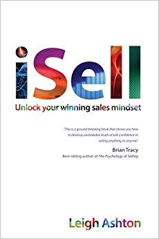 iSell: Unlock your winning sales mindset Cover