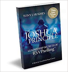 The Joshua Principle, Leadership Secrets of RSVPselling Cover