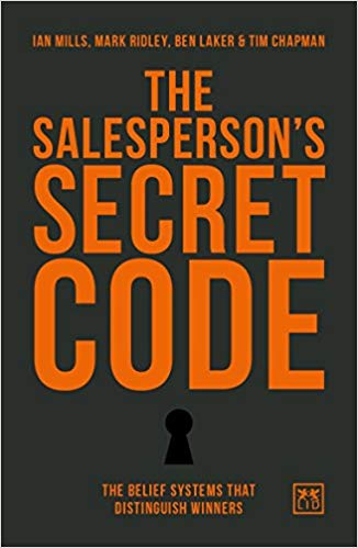 The Salesperson's Secret Code Cover