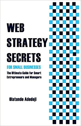 Web Strategy Secrets for Small Businesses: The Ultimate Guide for Smart Entrepreneurs and Managers Cover