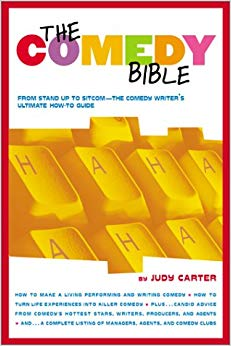 The Comedy Bible Cover