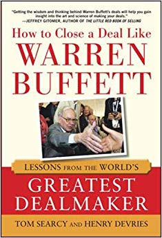 How to Close a Deal Like Warren Buffett Cover