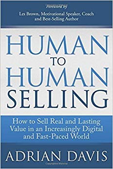 Human to Human Selling Cover