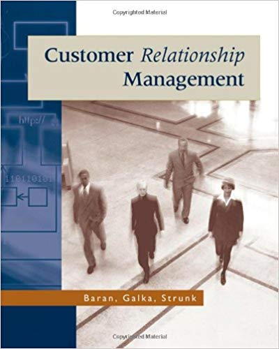Principles of Customer Relationship Management Cover