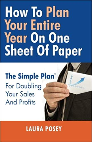 The Simple Plan For Doubling Your Sales And Profits Cover