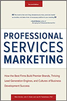Professional Services Marketing Cover