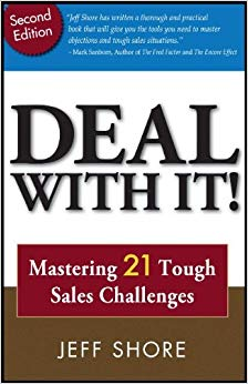 Mastering 21 Tough Sales Challenges Cover