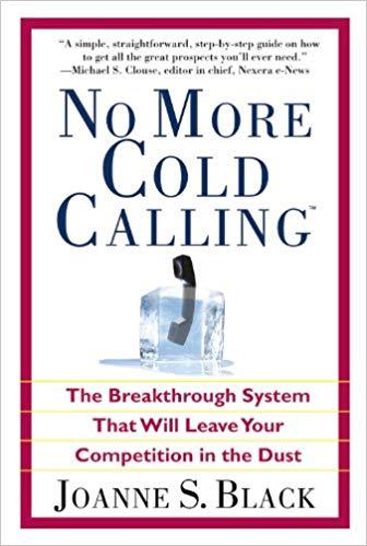No More Cold Calling(TM) Cover
