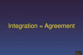 Sales and Marketing Integration = Agreement
