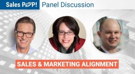 Panel Discussion: Sales & Marketing Alignment (Recording)