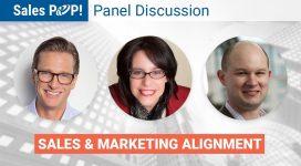 Panel Discussion: Sales & Marketing Alignment (Recording)
