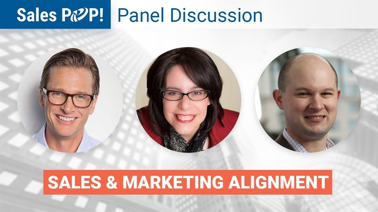 Panel Discussion: Sales & Marketing Alignment