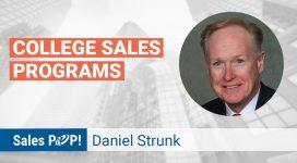 We Need More College Sales Programs